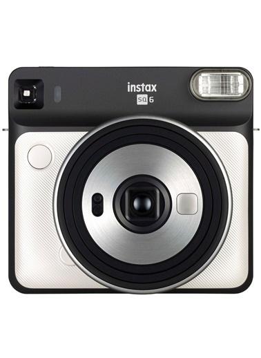 Fujifilm Instax SQ 6 İnci Beyaz Fotoğraf Makinesi Beyaz